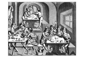 chess and cards tudor and indoor pastimes