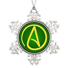 dobend large tree snowflake ornaments