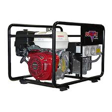 our recommended generator models for running power tools