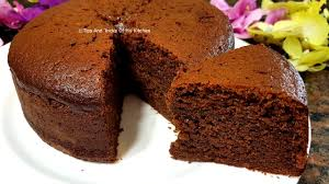Eggless Chocolate Cake Recipe In Cooker Chocolate Cake Recipe In