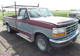 Ford F150 Truck Rack - 1993 ford f150 pickup truck item al9167 sold july 20 ve