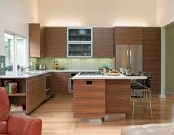 Mid Century Modern Kitchen Ideas Spacious Midcentury Modern Kitchen Interior Design Ideas