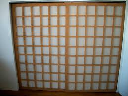 Japanese Closet Doors Shoji Closet Doors Diy Roselawnlutheran
