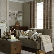 curtains for livingroom livingroom curtains for living room with brown furniture