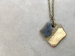 shaped pendant necklace images Geo shaped pendant necklace britt bidlake studio JPG