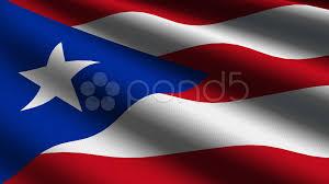 Puerto Rico Flag Gif Stock Video Puerto Rico Flag Close Up 882864 Pond5