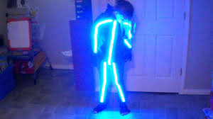 rgb stick man halloween costume youtube