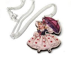 valentines necklace valentines necklace etsy