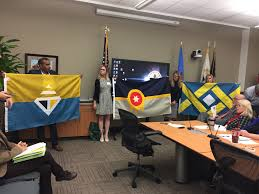 City Of Chicago Flag Meaning Voting Opens For New Flag Design As Project Settles On Three Finalists