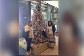 Cheap Christmas Decorations In Cebu by Robinsons Galleria Hosts Christmas Tree Festival Sunstar