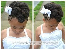for naveya on vow renewal day natural hair weddings natural