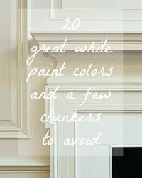 what is the best white color to paint kitchen cabinets my top 20 best shades of white paint laurel home