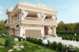 professional exterior design in qatar by antonovich design