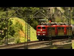 largest model train of the world youtube