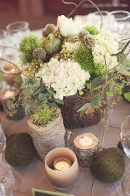 Rustic Center Pieces Bayfront Floral And Event Design Floral Gallery