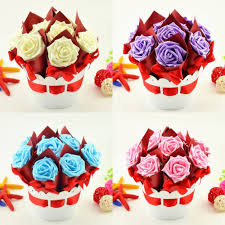 Flower Pot Wedding Favors - compare prices on wedding flowers box online shopping buy low