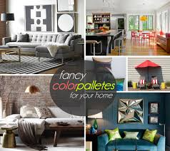 Interior Your Home by Three Stunning Color Palettes For Your Interior