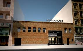 new york city u0027s new indie metrograph theater travel leisure