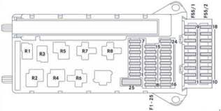 fuse box diagram for mercedes sprinter 28 images mercedes