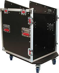 Audio Rack Case Gator G Tour Grc12x12 12u Top 12u Side Audio Road Console Rack