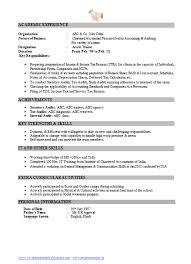 Tax Accountant Job Description Resume by Resume For Accounting Job 50 Best Carol Sand Job Resume Samples