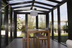 glass sliding windows for glistening contemporary home design