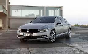 2015 vw passat b8 sedan and estate arrive with new engines and a