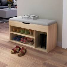 How To Build A Shoe Rack Bench Storage Benches Amazon Com