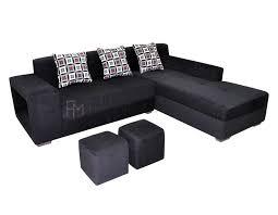 sabatini l shaped sofa with 2 stools home u0026 office furniture