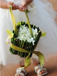 wedding flowers hawaii reed flower girl basket hawaiian flower girl basket hawaiian