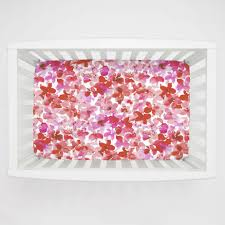 pink mini crib sheets fitted porta crib sheet sets carousel