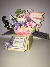 Anna Griffin Card Making - anna griffin window box card making kit with dies by jane makuch
