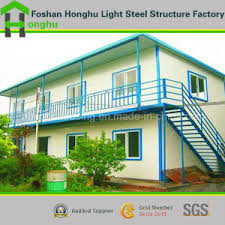 house plat china economic prefabricated home prefabricated house steel frame