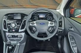 difference between ford focus models ford focus titanium navigator review auto express