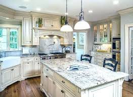 antique white kitchen ideas antique white cabinets with black granite notor me