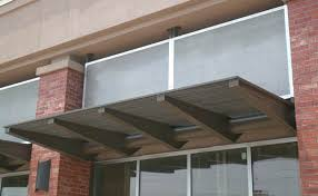 Aluminum Awning Material Suppliers Metal Awnings Aaa Awning Co Inc