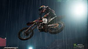 is there a motocross race today square enix announces monster energy motocross game for nintendo