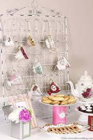 decorate your own tea cup tea party bridal shower ideas celebrations at home