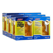 pic yellow jacket and wasp traps 6 pack wtrp h the home depot