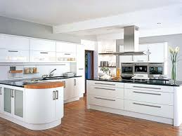 wooden l shaped kitchen cabinetry ideas for minimalist modern