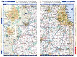 United States Atlas Map Online by Rand Mcnally 2016 Road Atlas United States Large Scale Rand