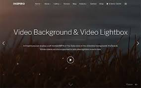 wp themes video background 25 best wordpress video themes 2017