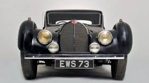 this art deco bugatti from 1937 spent 48 years catching dust in a
