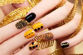 5 nail design ideas for autumn salford shopping centre