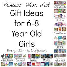 gift ideas for 6 8 year wish list special needs and a