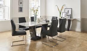 grey marble dining table new lucio 160cm grey marble dining table 6 lucio charcoal dining
