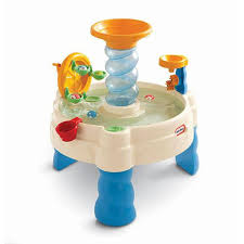 water table for 5 year old little tikes spiralin seas waterpark toys r us