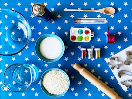 At Home Christmas Trees by How To Make Salt Dough Christmas Tree Decorations Stay At Home Mum
