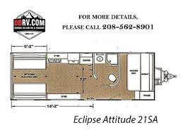 eclipse rv attitude 32 ibg for sale eclipse rv rvs rvtrader com