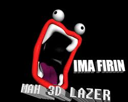 Lazer Meme - lazer meme by timfelt on newgrounds
